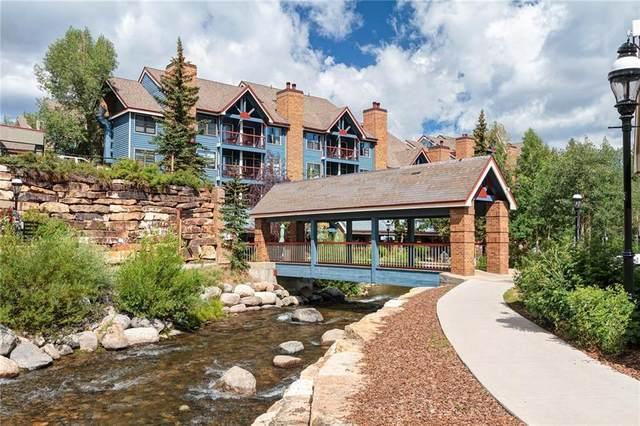100 S Park Avenue # E 203 #203, Breckenridge, CO 80424 (MLS #S1020868) :: eXp Realty LLC - Resort eXperts