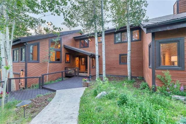 413 Wild Irishman Road, Dillon, CO 80435 (MLS #S1020871) :: eXp Realty LLC - Resort eXperts