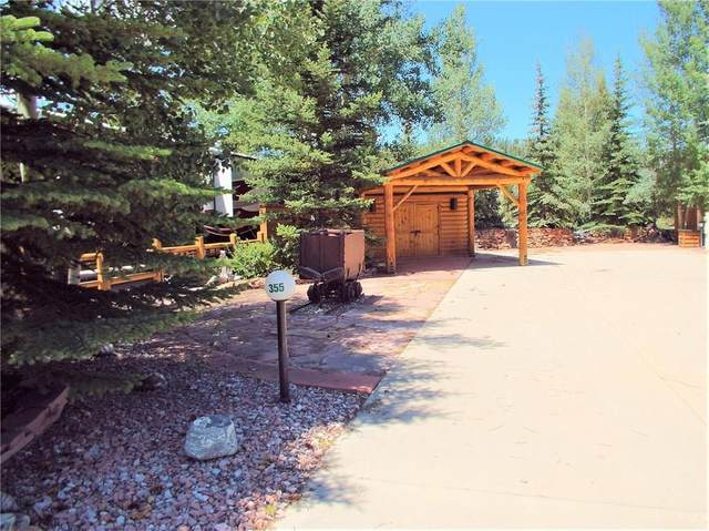 85 Revett #355 Drive, Breckenridge, CO 80424 (MLS #S1020878) :: eXp Realty LLC - Resort eXperts