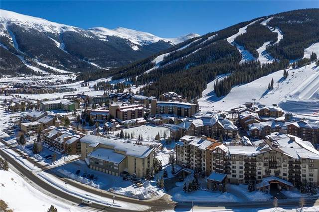 910 Copper Road #406, Frisco, CO 80443 (MLS #S1020909) :: Colorado Real Estate Summit County, LLC