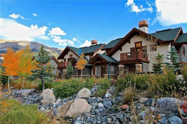 144 Storm King Drive #7, Copper Mountain, CO 80443 (MLS #S1020919) :: Colorado Real Estate Summit County, LLC