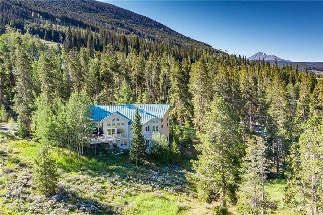 83 Gentian Road, Keystone, CO 80435 (MLS #S1020923) :: Colorado Real Estate Summit County, LLC