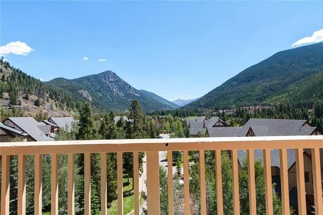 20 Hunki Dori Court #2307, Dillon, CO 80435 (MLS #S1020925) :: Dwell Summit Real Estate