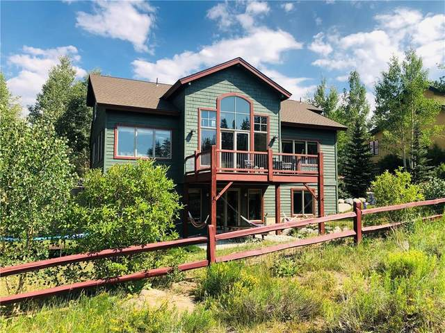 100 Shane Court, Dillon, CO 80435 (MLS #S1020932) :: Colorado Real Estate Summit County, LLC