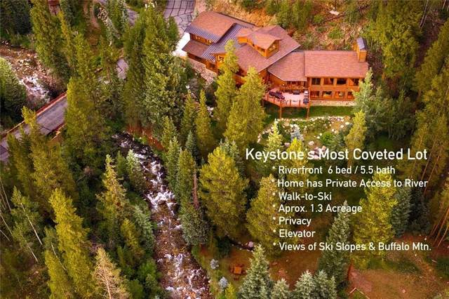 110 North Fork Road, Keystone, CO 80435 (MLS #S1020934) :: Colorado Real Estate Summit County, LLC
