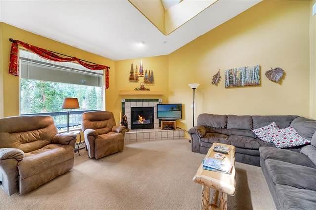 91399 Ryan Gulch Road 4-B5, Silverthorne, CO 80498 (MLS #S1020943) :: Colorado Real Estate Summit County, LLC