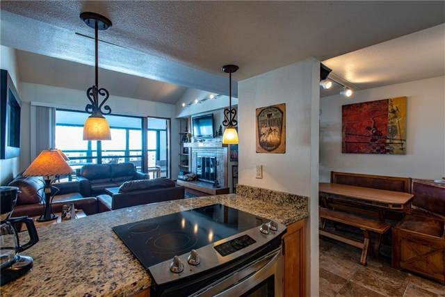 209 Ten Mile Circle #602, Copper Mountain, CO 80443 (MLS #S1020946) :: Dwell Summit Real Estate