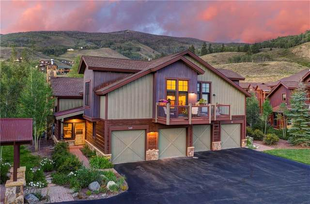 349 Bald Eagle Road, Silverthorne, CO 80498 (MLS #S1020951) :: Colorado Real Estate Summit County, LLC