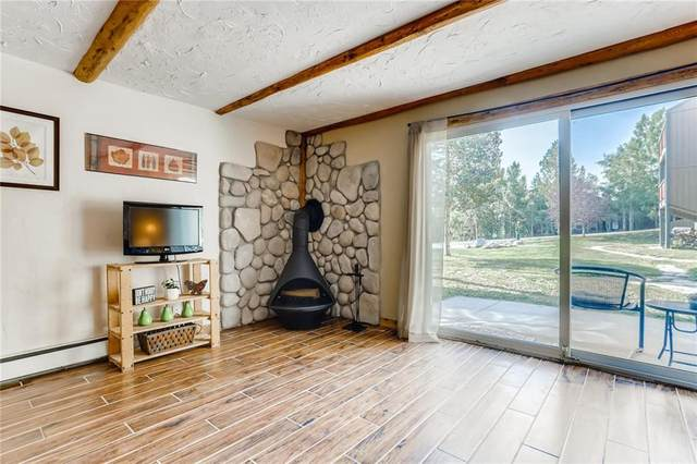 3617 Ryan Gulch Road #3617, Silverthorne, CO 80498 (MLS #S1020955) :: Colorado Real Estate Summit County, LLC