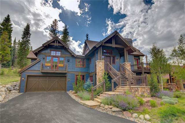290 Corkscrew Drive, Breckenridge, CO 80424 (MLS #S1020961) :: eXp Realty LLC - Resort eXperts