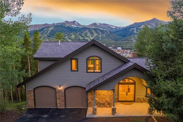 349 Gold Flake Court, Breckenridge, CO 80424 (MLS #S1020964) :: Colorado Real Estate Summit County, LLC