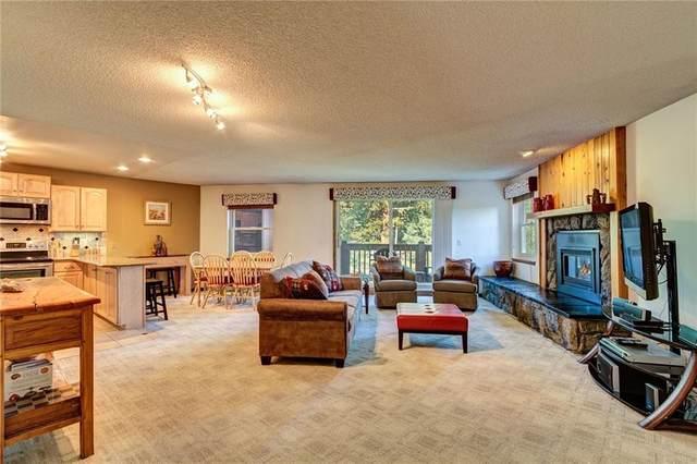 840 Four Oclock Road A2c, Breckenridge, CO 80424 (MLS #S1020966) :: Dwell Summit Real Estate