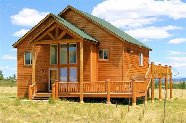 2172 Bluestem Way, Fairplay, CO 80440 (MLS #S1020967) :: eXp Realty LLC - Resort eXperts