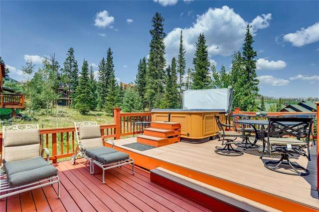 2030 Ryan Gulch Road, Silverthorne, CO 80498 (MLS #S1020968) :: Colorado Real Estate Summit County, LLC