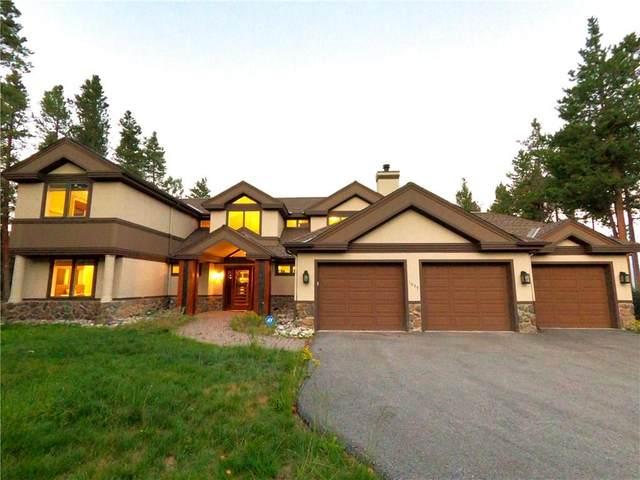 1035 Boreas Pass Road, Breckenridge, CO 80424 (MLS #S1020977) :: Dwell Summit Real Estate