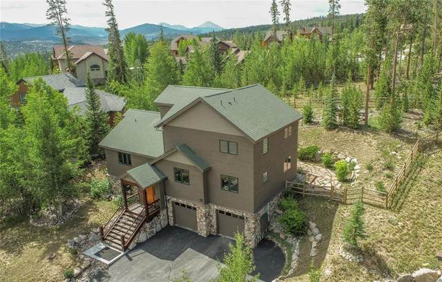 739 Wild Rose Road, Silverthorne, CO 80498 (MLS #S1020984) :: Colorado Real Estate Summit County, LLC