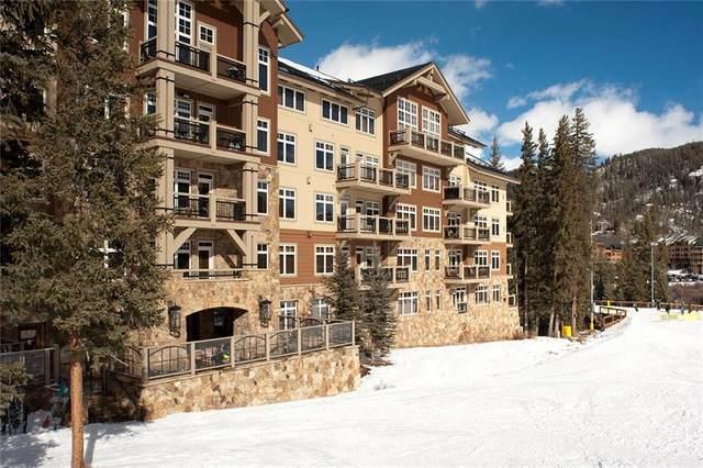 280 Trailhead Drive #3008, Keystone, CO 80435 (MLS #S1020986) :: Mountain Habitat, LLC