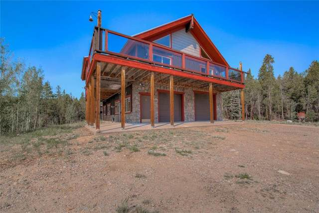 358 Lakeside, Fairplay, CO 80440 (MLS #S1020988) :: eXp Realty LLC - Resort eXperts