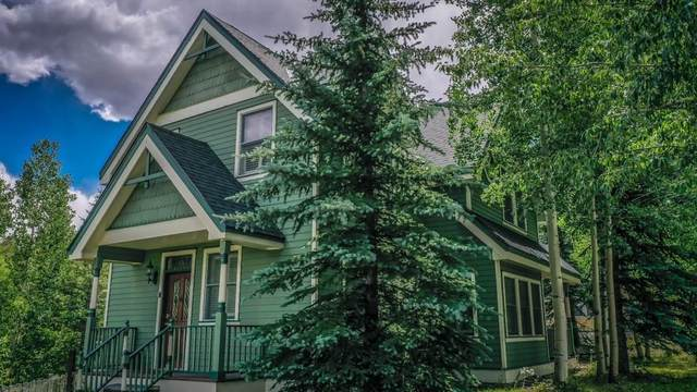 314 N French Street, Breckenridge, CO 80424 (MLS #S1020992) :: eXp Realty LLC - Resort eXperts