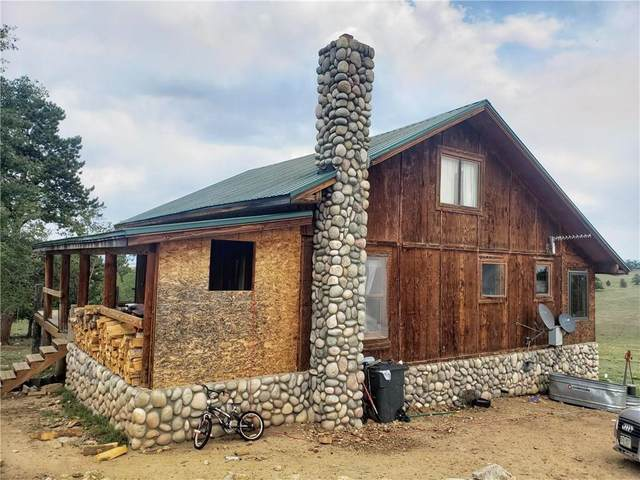 9228 Co Road 15, Hartsel, CO 80449 (MLS #S1020993) :: Dwell Summit Real Estate