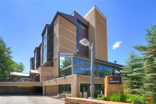 209 Ten Mile Circle 310/312, Copper Mountain, CO 80443 (MLS #S1021040) :: Dwell Summit Real Estate