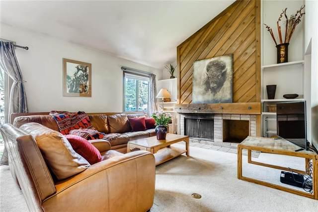 1977 Soda Ridge Road #1173, Keystone, CO 80435 (MLS #S1021056) :: Colorado Real Estate Summit County, LLC
