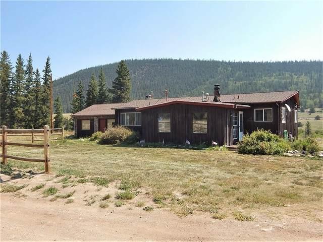 54702 Hwy 9, Alma, CO 80420 (MLS #S1021072) :: Dwell Summit Real Estate