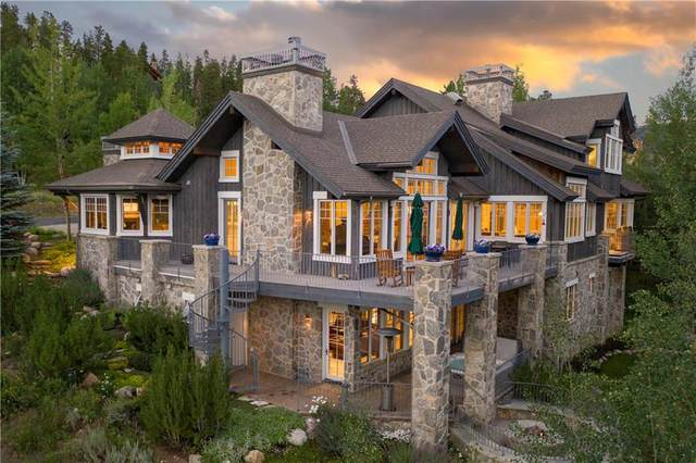 155 Two Cabins Drive, Silverthorne, CO 80498 (MLS #S1021098) :: eXp Realty LLC - Resort eXperts
