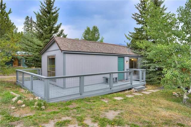 56 Magnum Bonum Drive, Breckenridge, CO 80424 (MLS #S1021101) :: Dwell Summit Real Estate