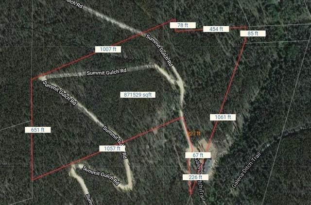 653 Summit Gulch, Breckenridge, CO 80424 (MLS #S1021103) :: Dwell Summit Real Estate