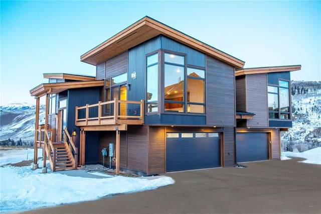 66 E Baron Way, Silverthorne, CO 80498 (MLS #S1021117) :: eXp Realty LLC - Resort eXperts