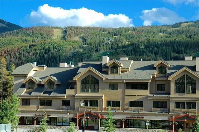 23110 Us Highway 6 #5081, Keystone, CO 80435 (MLS #S1021133) :: Mountain Habitat, LLC