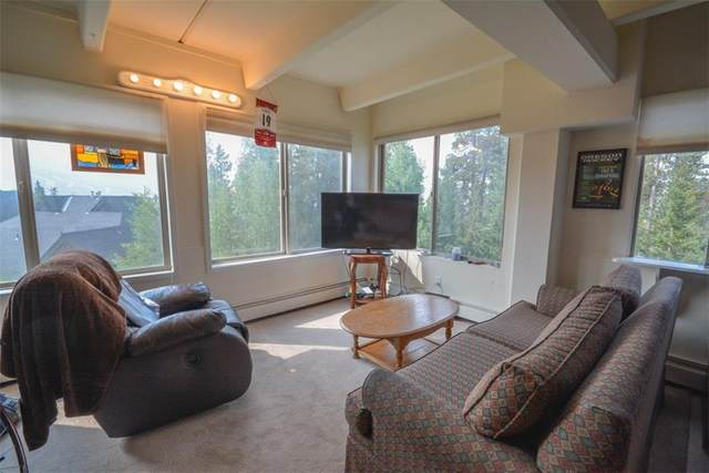 303 Overlook Drive 1B, Breckenridge, CO 80424 (MLS #S1021151) :: Dwell Summit Real Estate