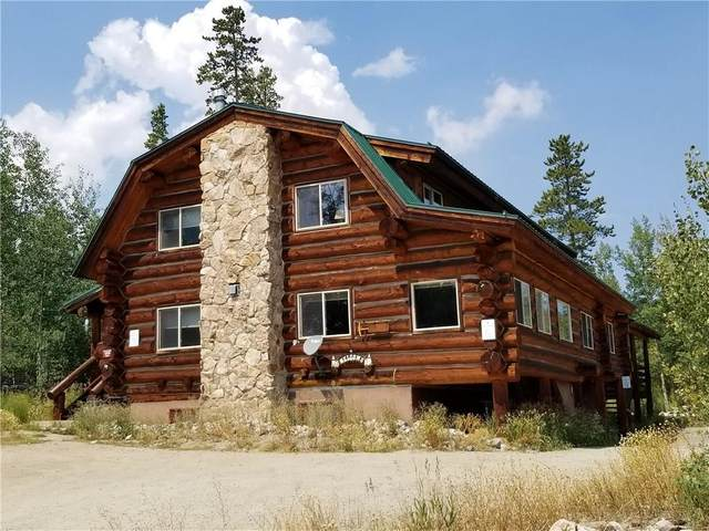232 North Side Circle, Silverthorne, CO 80498 (MLS #S1021169) :: Colorado Real Estate Summit County, LLC
