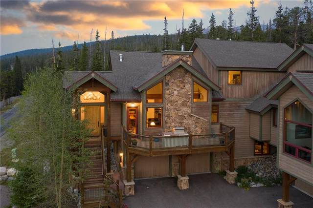 518 N Fuller Placer Road, Breckenridge, CO 80424 (MLS #S1021175) :: Colorado Real Estate Summit County, LLC