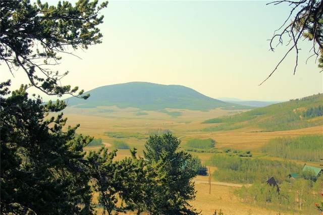 0 High Creek Road, Fairplay, CO 80440 (MLS #S1021190) :: Dwell Summit Real Estate