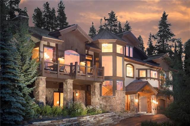 1040 Four Oclock Road, Breckenridge, CO 80424 (MLS #S1021201) :: eXp Realty LLC - Resort eXperts