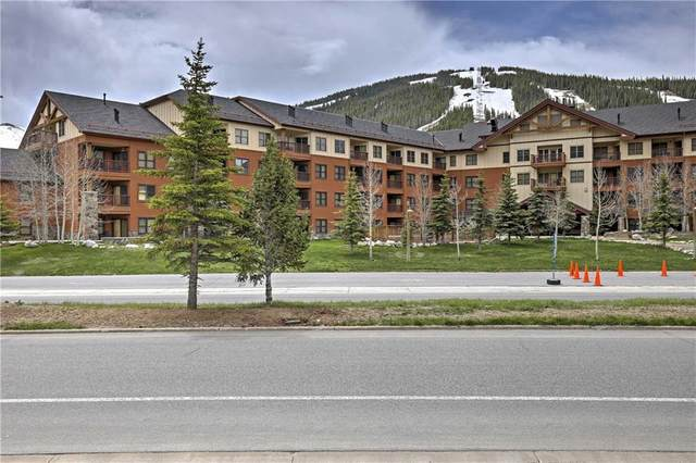 105 Wheeler Circle #417, Copper Mountain, CO 80443 (MLS #S1021206) :: eXp Realty LLC - Resort eXperts