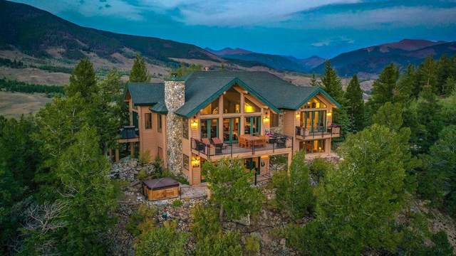 317 E High Meadow Drive W, Dillon, CO 80435 (MLS #S1022234) :: eXp Realty LLC - Resort eXperts