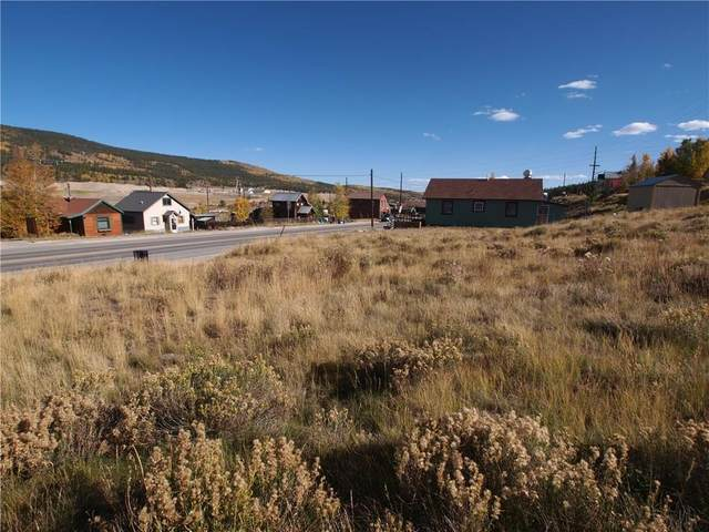 175 N Main Street, Alma, CO 80420 (MLS #S1022236) :: Colorado Real Estate Summit County, LLC