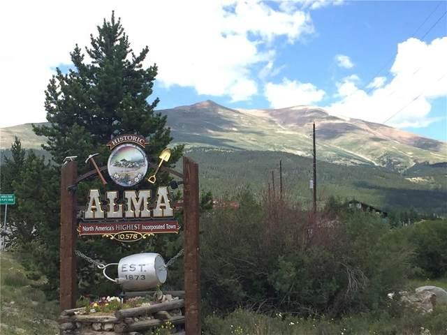 200 S Main Street, Alma, CO 80420 (MLS #S1022259) :: Colorado Real Estate Summit County, LLC