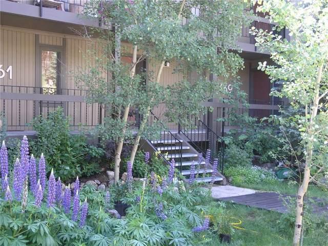 1185 Ski Hill Road #167, Breckenridge, CO 80424 (MLS #S1022330) :: Mountain Habitat, LLC