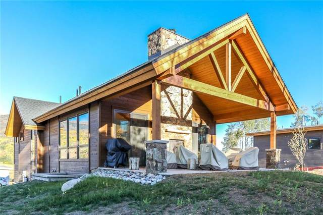 763 Maryland Creek Road, Silverthorne, CO 80498 (MLS #S1022345) :: Dwell Summit Real Estate