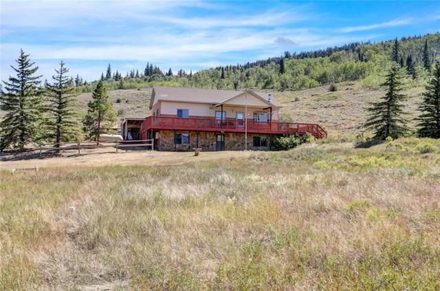 420 County Road 132, Kremmling, CO 80459 (MLS #S1022351) :: Dwell Summit Real Estate