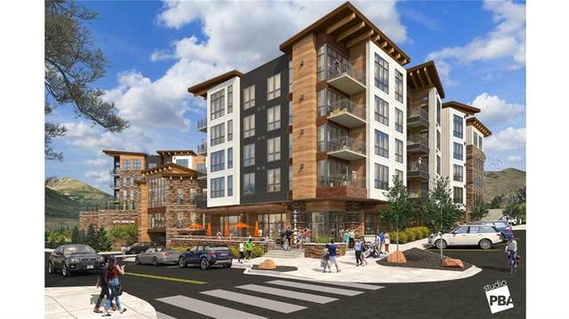 240 Lake Dillon #519, Dillon, CO 80435 (MLS #S1022366) :: Colorado Real Estate Summit County, LLC