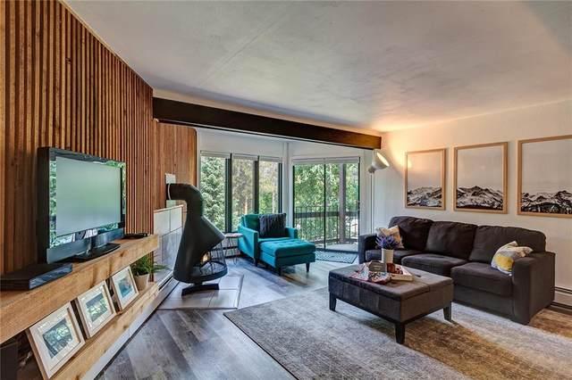 1179 Ski Hill Road #150, Breckenridge, CO 80424 (MLS #S1022384) :: Mountain Habitat, LLC
