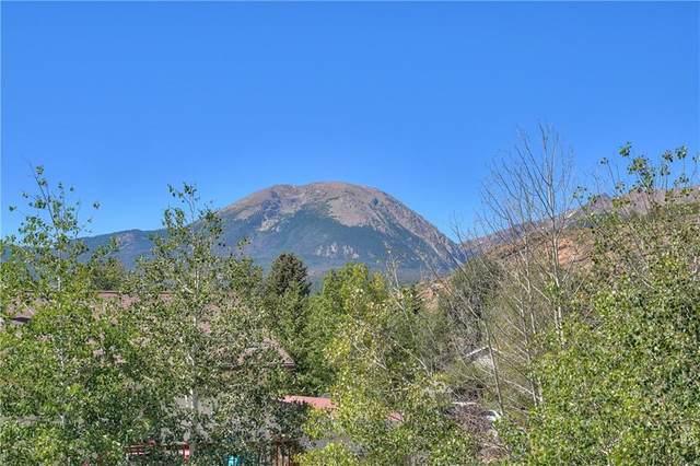 93 Canyon Trail, Dillon, CO 80435 (MLS #S1022402) :: Colorado Real Estate Summit County, LLC