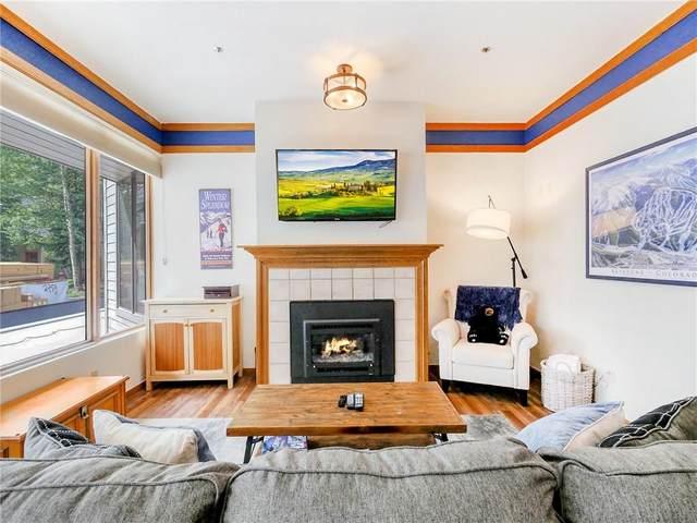22804 Us Highway 6 #110, Keystone, CO 80435 (MLS #S1022406) :: Dwell Summit Real Estate