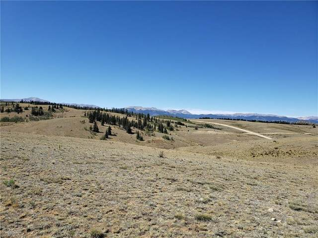 847 Apache Trail, Como, CO 80432 (MLS #S1022414) :: Dwell Summit Real Estate
