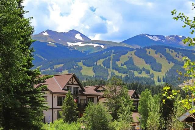 33 Broken Lance Drive 206S, Breckenridge, CO 80424 (MLS #S1022419) :: eXp Realty LLC - Resort eXperts